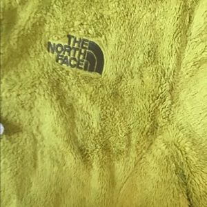 North Face Jacket in Chartreuse